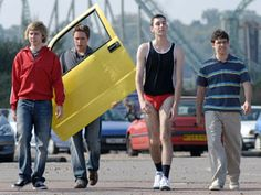 the inbetweeners bbc - roller coaster ride anyone?