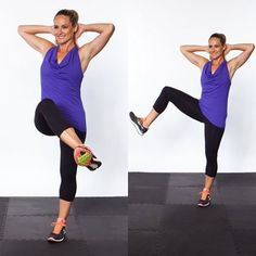 Top 10 NEW Exercises for Thinner Thighs - Shape.com