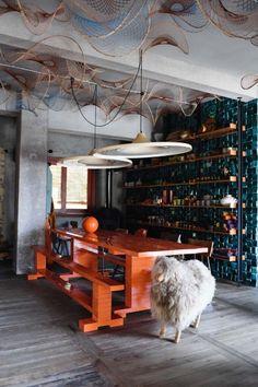 Los Enamorados: een hotel vol vintage finds in het noorden van Ibiza…