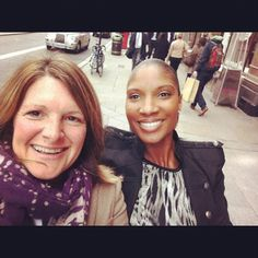 Susanna and Denise Lewis!