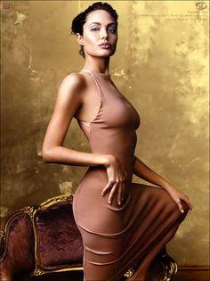Angelina Jolie by Annie Leibovitz - lovejolie