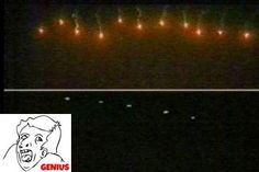 10 of the most intriguing UFO sightings ever