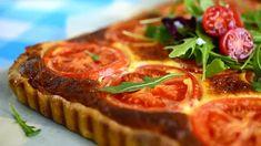 4 ihanaa suolaista piirakkaa – nämä vievät kielen mennessään! - Ajankohtaista - Ilta-Sanomat Pepperoni, Meatloaf, Cooking Recipes, Food, Chef Recipes, Essen, Meals, Yemek, Eten