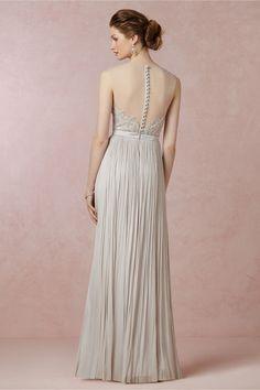 Vivienne Gown in Bride Wedding Dresses at BHLDN