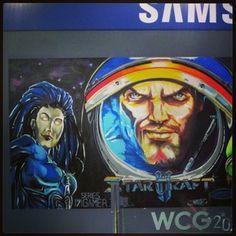 #spen #drastik #world #cyber #games #samsung #galaxy #earls #court