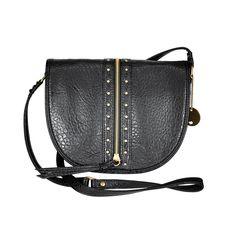 R EM  Penny Crossbody from littleblackbag.com  :: Black:: Handbag:: Crossbody