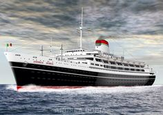 SS Andrea Doria
