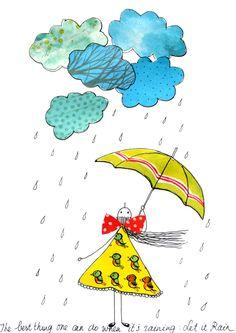 .(゚△・)                                                                 ♥let it rain