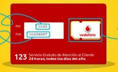 PIN y PUK para la tarjeta SIM del móvil