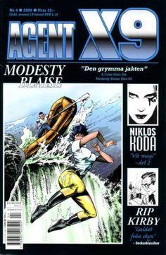 Agent X9 (1997) 54