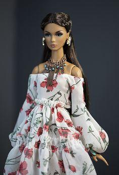 https://www.etsy.com/listing/554254965/poppy-maxi-dress-for-fashion-royalty?ref=pr_shop | by Rimdoll