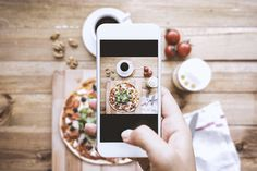 According to this tech study, Instagramming your food makes it taste better.