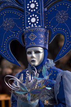 Carnevale di Venezia, Italy, Venice Costume