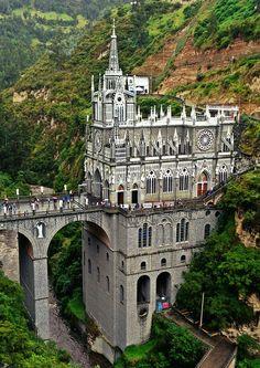 Las Lajas, Colombia, The Sanctuary