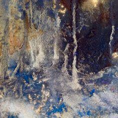 Bildergebnis für guntram funk aquarelle landschaften Watercolour, Trees, Texture, Abstract, Painting, Google, Art, Watercolors, Butterflies