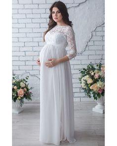 ma sélection de robes de mariée pour femme enceinte sur le blog