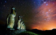 Ester Island, Chile, Isola della Pasqua