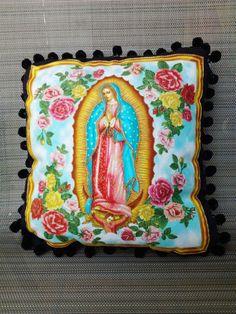 Virgen de Guadalupe pilow