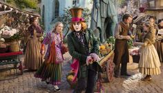 """The 15 Most Disappointing Movies of 2016:    Alice Through the Looking Glass  -   It was a good year for Disney's live‐action remakes, except where this belated sequel was concerned. Without director Tim Burton at the helm, """"Through the Looking Glass"""" merely emphasized all the worst traits of the original and made us wish Johnny Depp would just cool it with the giant hats and funny accents for a while."""
