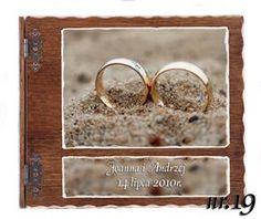 Piękny Drewniany Album Ślubny Duży 33x 38 30 kart - 2784587988 - oficjalne archiwum allegro