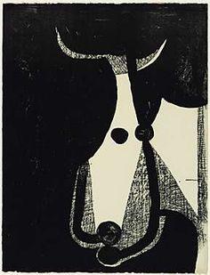 88. Pablo Picasso, Bloch 575, Gauss 396, Mourlot 124, Rau 373