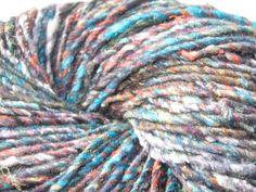Noro Kogarashi Silk Wool Yarn Color 5 100g by dianneslegacy, $16.00