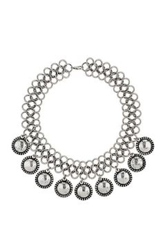 Disc Chain Collar - Jewelry  - Bags & Accessories