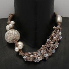 Collier le Croisic, exemple de réalisation de bijou