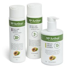 Scalp Care Shower Pack – $64.95