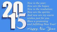 Happy New Year 2015 Shayari