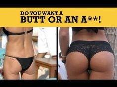 ▶ BUBBLE BUTT Workout for Women (Build a Round Sexy Booty!!) - YouTube