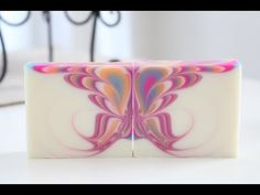 (49) Making and Cutting butterfly swirl not to use the hanger - YouTube