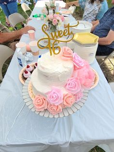 I Party, Birthday Cake, Parties, Desserts, Food, Fiestas, Tailgate Desserts, Deserts, Birthday Cakes