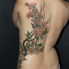 Tatted by Kat Von D.