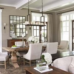 Trestle Dining Table Design Ideas, Pictures, Remodel, and Decor