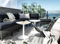 Selon vos envies et vos besoins, la terrasse peut se réinventer chaque été avec quelques...