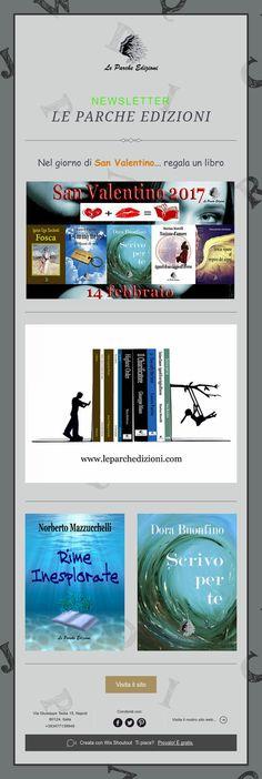 Newsletter  Le Parche Edizioni