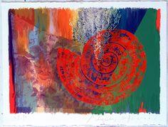 perez celis Whitman Poems, Rhythm Art, Zentangle, Museum Of Modern Art, American Art, Abstract Art, Sea, Illustration, Painting
