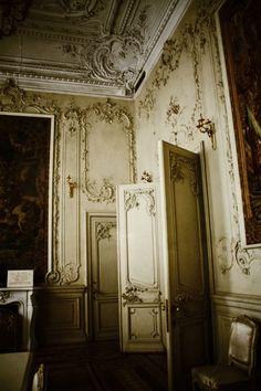 Winter Palace Saint Petersburg Russia.  The details on the wall would be lovely on wedding cake