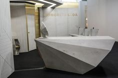 Concrete LCDA at Maison & Objets in January 2015