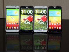 El nuevo smartphone Pro G Lite de LG llegará a Latinoamérica este mes