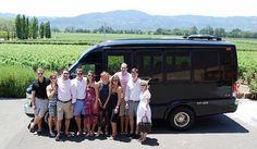 Pure Luxury Transportation, Wine Tourism Services, San Francisco | Napa Valley 2012, Best Of Wine Tourism