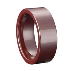 Affordable Brown Ceramic Life rings - Tungstenjewellry.com