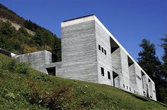 peter zumthor therme vals - Google Search