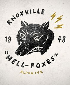 Knoxville Hell-Foxes // Jon Contino