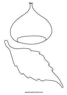 sagome-foglia-castagna