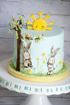 Happy Easter - Cake by Vanilla