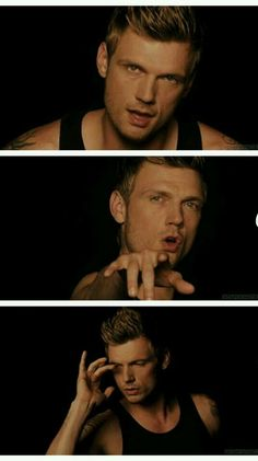 Nick Carter looking sexy in Show Em What Your Made Of video.