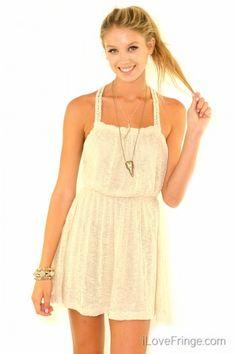 Indie Dress at iLoveFringe.com