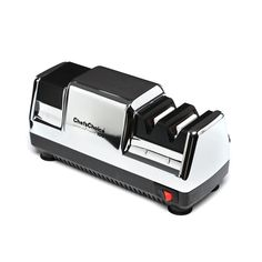 Hone Deluxe M100 Diamond Coated Stainless Steel Electric Knife Sharpener